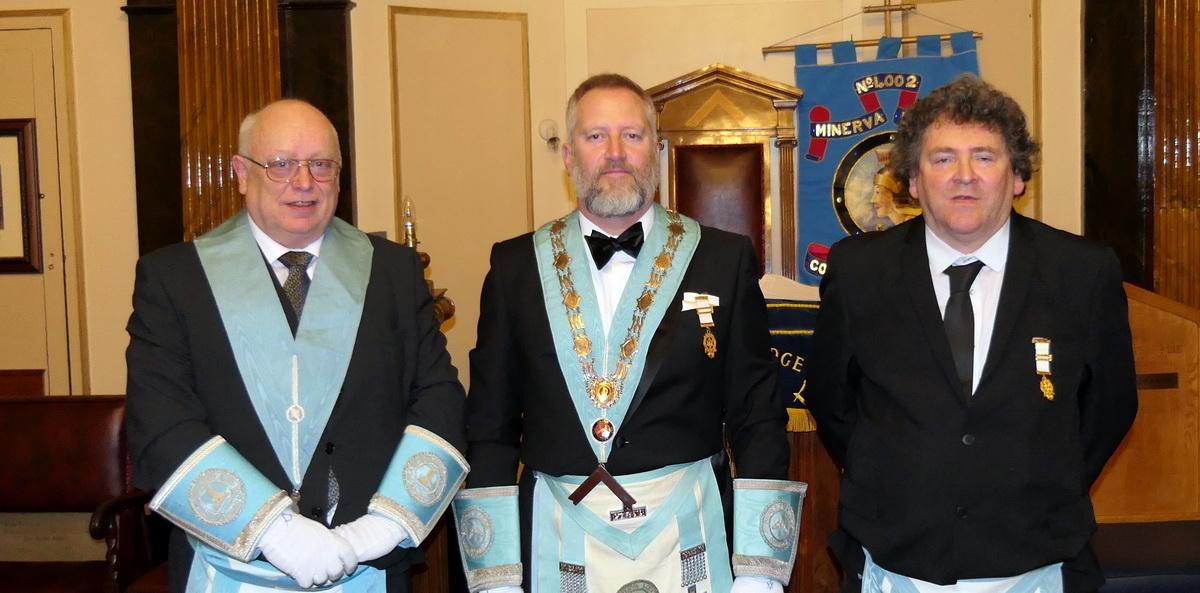 2017 News - Minerva Lodge 4002